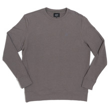 View the Huf Speckle Crew - Heather Grey from the Hoods and Crews clothing range online today from Boarderline