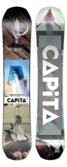 View the Capita DOA Snowboard 2018 - 152 from the Mens Snowboards clothing range online today from Boarderline