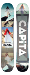 View the Capita DOA Snowboard 2018 - 158 from the Mens Snowboards clothing range online today from Boarderline