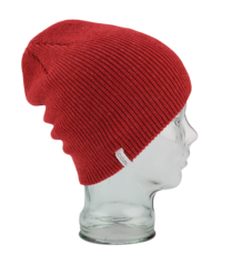 View the Coal Frena Solid Beanie - Heather Red from the Beanies clothing range online today from Boarderline