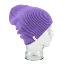 View the Coal Frena Solid Beanie - Purple from the Beanies clothing range online today from Boarderline