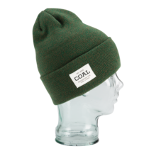 View the Coal Uniform Beanie - Forest Green from the Beanies clothing range online today from Boarderline