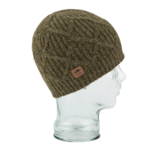 View the Coal Yukon Beanie - Olive from the Beanies clothing range online today from Boarderline