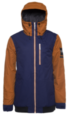 View the Colour Wear Base Jacket - Patriot Blue from the Mens Snowboard Jackets clothing range online today from Boarderline