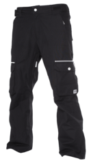 View the Colour Wear CLWR Pant - Black from the Mens Snowboard Pants clothing range online today from Boarderline