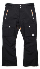 View the Colour Wear Flight Pant - Black from the Mens Snowboard Pants clothing range online today from Boarderline
