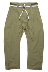 Colour Wear Ride Pant - Loden