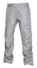 View the Colour Wear WTTR Pant - Grey Melange from the Womens Snowboard Pants clothing range online today from Boarderline