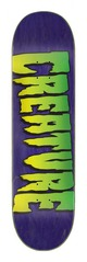 View the Creature Logo Deck - 8.25 from the Decks clothing range online today from Boarderline