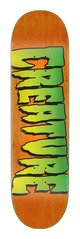 View the Creature Logo Stump Deck - 8.8 from the Decks clothing range online today from Boarderline