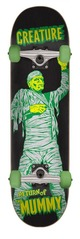 View the Creature The Mummy Complete Skateboard - 7.75 from the Complete Skateboards clothing range online today from Boarderline