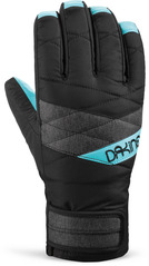 View the Da Kine Tahoe Glove - Denim from the Womens clothing range online today from Boarderline