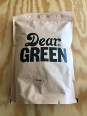 View the Dear Green - Brazil - Fazenda Panteno - 1kg from the Coffee clothing range online today from Boarderline