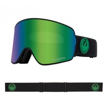 View the DRAGON NFX2 - Split with Lumalens Green Ionized + Lumalens Amber Lens from the Mens clothing range online today from Boarderline