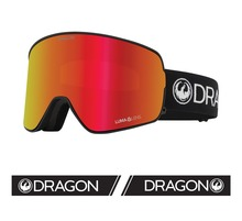 View the Dragon NFX2 - Comp with Lumalens Red Ionized & Lumalens Rose Lens from the Mens clothing range online today from Boarderline