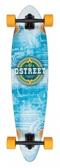 View the D Street Pintail Longboard from the Longboards/Cruisers clothing range online today from Boarderline