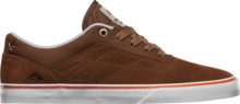 Emerica Herman G6 Vulc - Brown/Orange