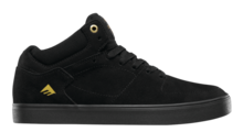 View the Emerica Hsu G6 - Black/Black from the Mens clothing range online today from Boarderline