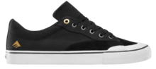 View the Emerica Indicator Low - Black/White from the Mens clothing range online today from Boarderline