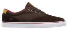 View the Emerica Provost Slim - Brown/White from the Mens clothing range online today from Boarderline