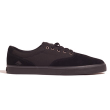 View the Emerica Provost Slim Vulc - Black/Black from the Mens clothing range online today from Boarderline