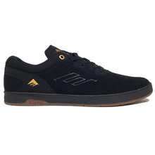 View the Emerica Westgate CC -Black/Black/Gum from the Mens clothing range online today from Boarderline