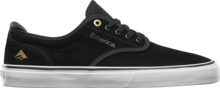 View the Emerica Wino G6 - Black/White from the Mens clothing range online today from Boarderline