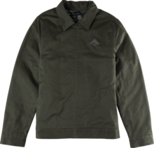 View the Emerica X Independent Mobill Jacket - Green from the Jackets clothing range online today from Boarderline
