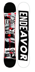 View the ENDEAVOR GUERILLA 2016 -  155 from the Mens Snowboards clothing range online today from Boarderline