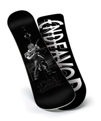 View the Endeavor Ozzy Limited Edition Snowboard - 159 from the Mens Snowboards clothing range online today from Boarderline