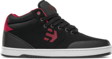 View the Etnies Marana Mid Crank - Black/Red from the Mens clothing range online today from Boarderline