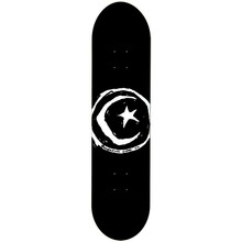 View the Foundation Star & Moon Black - 8.375 from the Decks clothing range online today from Boarderline