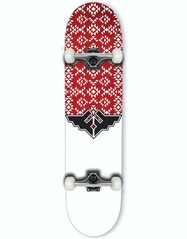 View the Fracture Wings Complete Skateboard 7.75 - Red from the Complete Skateboards clothing range online today from Boarderline
