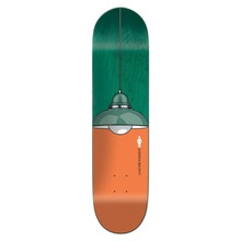 View the Girl Brophy Illuminated Deck - 8.375 from the Decks clothing range online today from Boarderline
