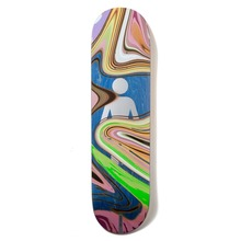 "View the Girl Kennedy Oil Slick Deck - 8.25"" from the Decks clothing range online today from Boarderline"