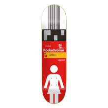 "View the Girl X Kodak Mike Carroll 8.375"" from the Decks clothing range online today from Boarderline"