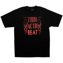 View the GX1000 Acid Beat T-Shirt - Black from the T-Shirts clothing range online today from Boarderline