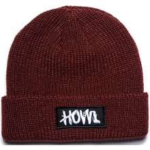 View the Howl Gasoline Beanie - Cardinal from the Beanies clothing range online today from Boarderline