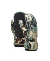 View the Howl Jed Mitt - Camo from the Mens clothing range online today from Boarderline