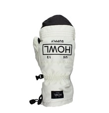 View the Howl Team Mitt - Snow White from the Mens clothing range online today from Boarderline