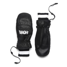 View the Howl Vintage Mitt - Black from the Mens clothing range online today from Boarderline