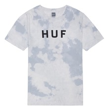 View the Huf Bleach Wash OG Logo T-Shirt - White from the T-Shirts clothing range online today from Boarderline