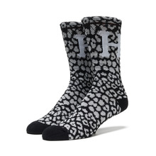 View the Huf Cheetara Socks - Black from the Socks clothing range online today from Boarderline