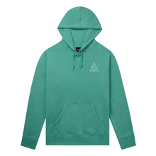 View the HUF CITY ROSE PULLOVER HOOD - DEEP JUNGLE from the Hoods and Crews clothing range online today from Boarderline
