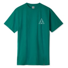 View the HUF CITY ROSE TRIPLE TRIANGLE T-SHIRT - DEEP JUNGLE  from the T-Shirts clothing range online today from Boarderline
