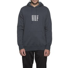 View the Huf Marka Hooded Sweat - Navy from the Hoods and Crews clothing range online today from Boarderline