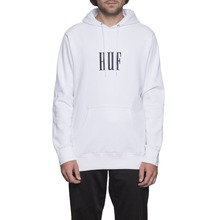 View the Huf Marka Hooded Sweat - White from the Hoods and Crews clothing range online today from Boarderline