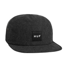 View the Huf Osaka Volley Cap - Black from the Snapbacks, 5 Panel Caps clothing range online today from Boarderline
