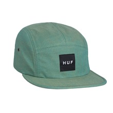 View the Huf Osaka Volley Cap - Emerald from the Snapbacks, 6 Panel Caps clothing range online today from Boarderline