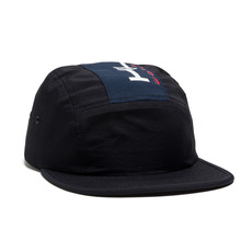 View the Huf Palisade Cap - Black from the Snapbacks, 6 Panel Caps clothing range online today from Boarderline